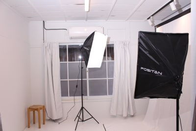 C.galerie スタジオ(レンタルスペース)の設備の写真