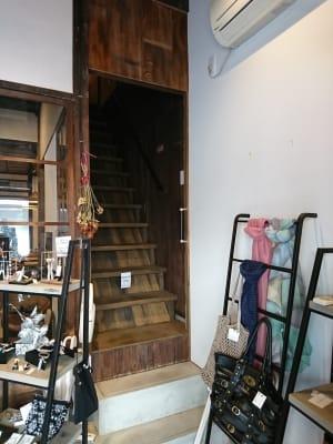C.galerie スタジオ(レンタルスペース)の入口の写真