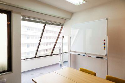 パラオ会議室の設備の写真