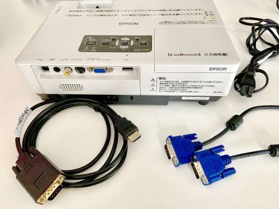 ・VGAケーブル ・hdmi→VGA変換ケーブル があります。 その他の接続方法は各自でご用意ください。   - シス@名駅 レンタルスペースの設備の写真
