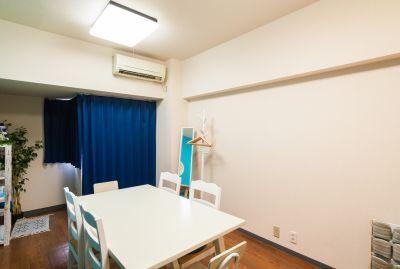 ナポリ会議室の室内の写真