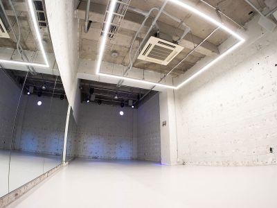 撮影に大変適した空間です! - StreetDancePark C studioの室内の写真