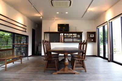 一穂窯レンタルスペース レンタルスペースの室内の写真