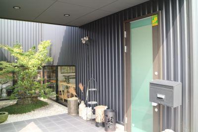 一穂窯レンタルスペース レンタルスペースの入口の写真