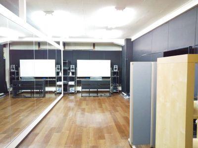 ダンスレッスンやボイストレーニングや楽器の練習にも使えるお手軽スタジオ - 秋葉原スタジオ Tera-coya(てらこや)