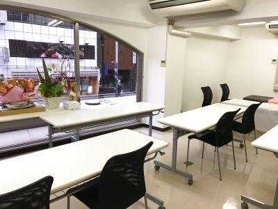 貸し会議室・施術ルームの写真