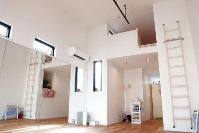 ヨガダンスアートスタジオbetterhalfレンタルスペース