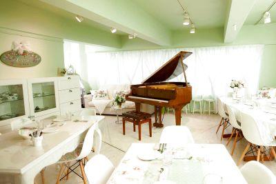 【商用撮影プラン】前日でも空室があればご予約可能です。(サロンスペース1) - びりーぶレンタルスタジオ
