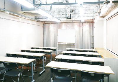 当日予約可能!ミーティングやセミナー、エステ・各種教室・ギャラリーなど多目的にご利用いただけます。 - 南森町レンタル会議室『シェア・ファーム』