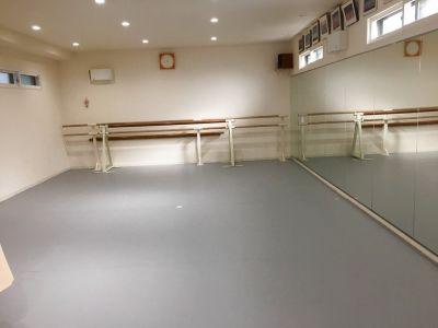 新築のかわいいスタジオ - YHジャズダンスクルーズ