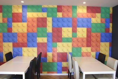 カラーブロックオフィス&カフェ