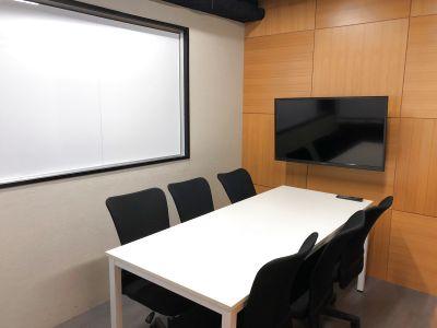 個室会議室5Fの写真