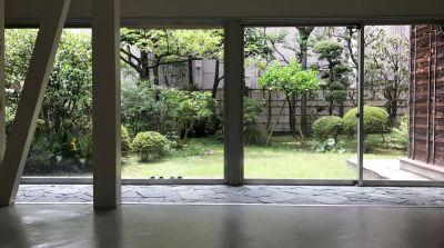 庭園、メインスタジオ、和室、サブスタジオ、控室、キッチン付きスペース - SPACE R