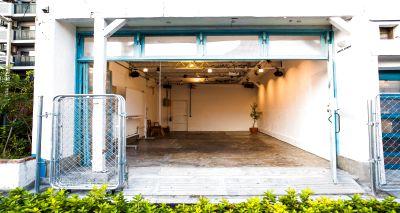 板橋区・コンクリート床・レンタルフォトスタジオ・撮影機材レンタル・商用、個人問わず - イセッタスタジオ