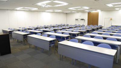 【高田馬場】96名様まで!清潔感のある大型セミナールーム - 高田馬場セミナールーム