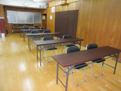 松川カルチャー教室