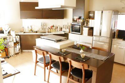 お料理教室や少人数のパーティー、セミナーに!オーブン、調理器具など大充実! - 花ビル 201