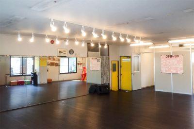 当日予約可能!広々スペースのダンススタジオ! - スタジオBUZZ羽村校