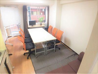 池袋ソファ完備の会議室