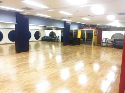 レンタルスタジオ、広いスタジオ