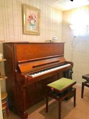 西麻布 防音スタジオB(ベヒシュタインピアノ常設) - セルヴェ西麻布 ピアノスタジオ