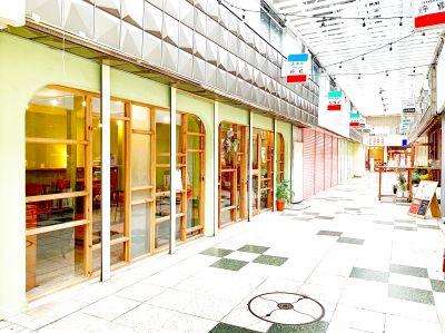 寿通り商店街「コトブキリビング」