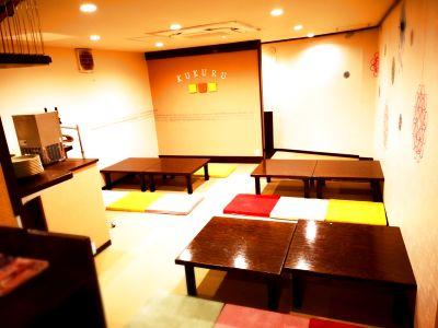 レンタルルームKUKURU 和室
