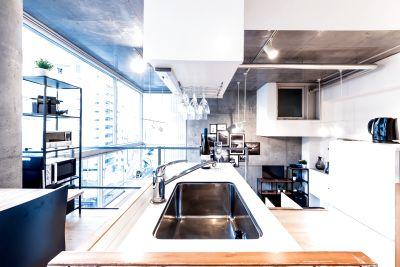東京タワーが見えるキッチン付き撮影スタジオ 商用撮影や大人パーティに in 麻布 - A2.