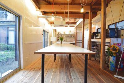 草加駅から徒歩4分!菓子製造許可付き、キッチン付きレンタルスペース。キッチン設備が充実! - カリイエ