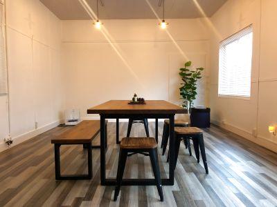 【おしゃれなリノベーション空間】ヨガ・セミナー・お教室の開催などに - スタジオ