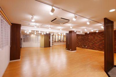 T-MS【円町駅 徒歩9分】広々53.65㎡の一面鏡張り ヨガ・ダンス・教室・パーティーに! - T-MS