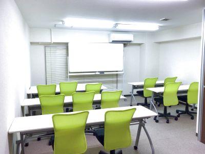 自習室しんじゅくの貸し会議室
