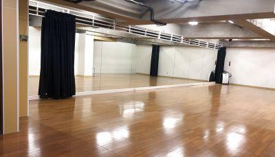 稽古場・ダンスレッスンに最適! - 駒沢令劇STUDIO