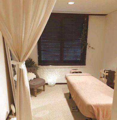 【当日予約可】駅近でラグジュアリーな雰囲気の完全個室! 電動昇降ベッド専用/パウダールーム有り - ガーデンオブグレイス白金台サロン
