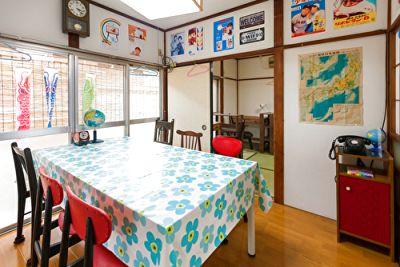 昭和の食堂・昭和の台所を利用できるパックプランです。 ロケ撮影、商品の撮影、会議、食事会、勉強会等にご利用ください。 - アイビーカフェ府中