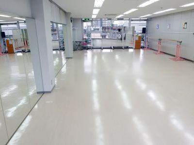 広い!綺麗!安い!大阪市西区最大級のレンタルスペース - テーマパークダンサーズスタジオ
