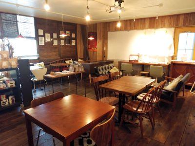 喫茶店の営業時間外、定休日に手軽に利用できるスペース - 喫茶スーズ焙煎所