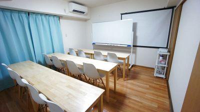 会議や打合せ、習い事やレッスンにぴったりのスペースです! - 第11花園ビル