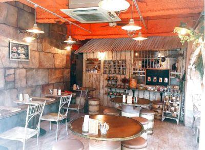 CAFE SPACE  nico