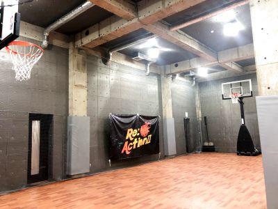 池袋から至近!練馬区氷川台のインドア地下スペース。バスケなどスポーツやイベント・撮影に♪冷暖房・シャワー完備! - リアクション2