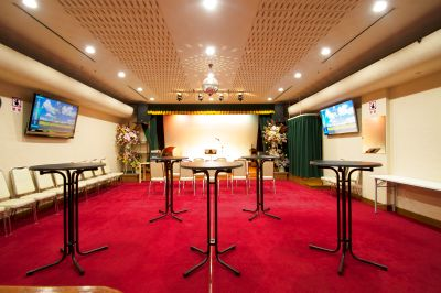防音!カラオケ・照明設備あり!パーティーやイベント、楽器練習にも◎ - みどりスタジオ