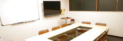 新大阪駅東口でて目の前【最大12名】24時間ご利用可能、備品はすべて無料の貸し会議室。 - 新大阪セミナーオフィスO-1~3