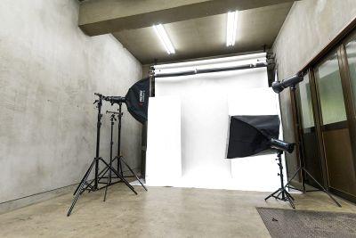 清田写真スタジオ(屋上付き)
