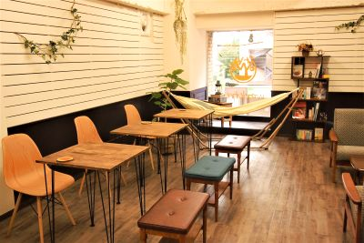 【国立駅徒歩3分】カフェスペースをそのまま貸切!!キッチン付きの多目的スペース♪ - work tree