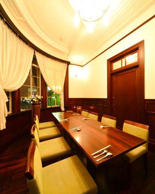 6~10名様に最適!タイの領事館でもあった洋館は登録有形文化財に指定!レトロでお洒落な空間がご利用できます!パーティー可能! - サイアムガーデン