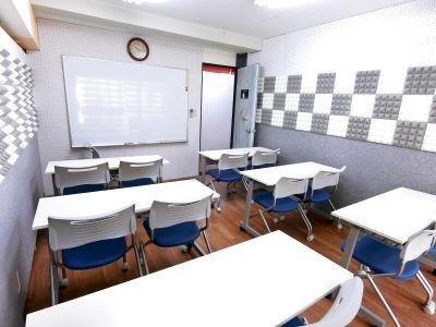 Wifi無料 テレワーク・塾、教室、セミナーに最適空間 防音に配慮した内装ですのでパーティーやユーチューバーの収録もOK! - HALレンタルスペース