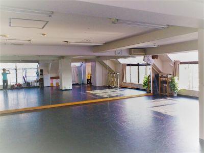 武蔵小金井駅から2分!リノリウム床、鏡、バレエバーあり - タントタンツスタジオ(小金井)