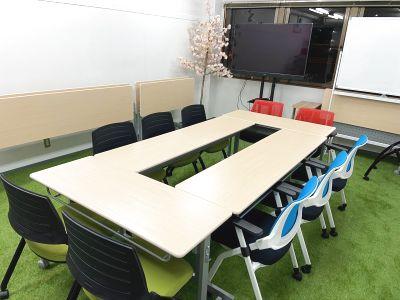 桜GREENな会議室 飯田橋
