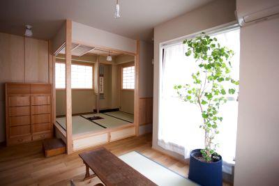 アパートの一室をリノベーションした昭和レトロなレンタルスペースです。  近くにスーパーやコンビニもあり、とっても便利な立地です。 - レンタルスぺーす