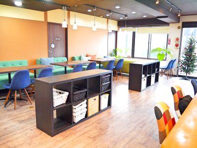 【横浜駒岡】設備充実!アットホームな地域交流サロン - 駒岡つながるサロン